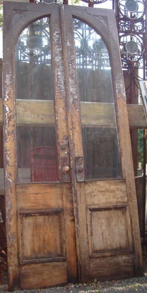 Brownstone Entry Doors Recycling The Past Architectural Salvage