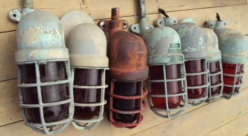 Crouse Hinds Industrial Lights Recycling The Past