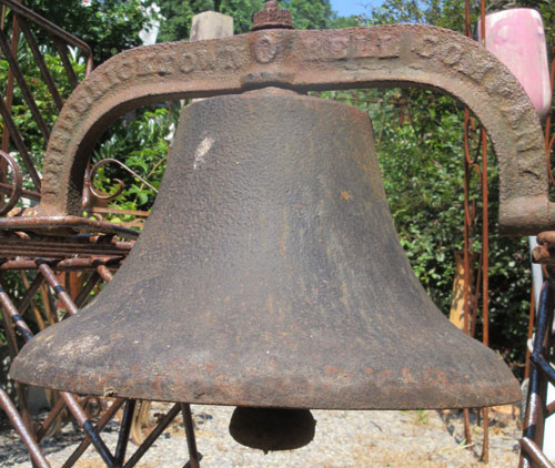 Vintage Fredericktown Bell Recycling The Past