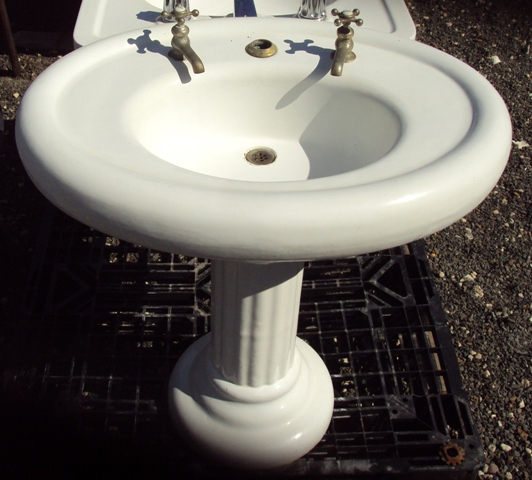 Bathroom Sinks Recycling The Past Architectural Salvage