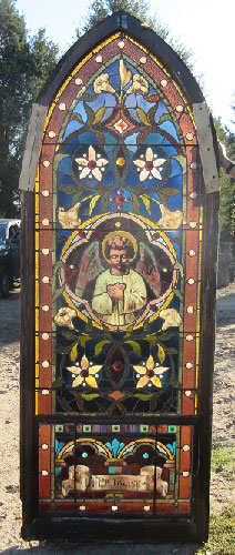 Stained Glass Recycling The Past Architectural Salvage