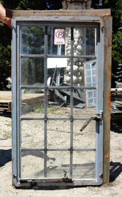 Window Frames Recycling The Past Architectural Salvage