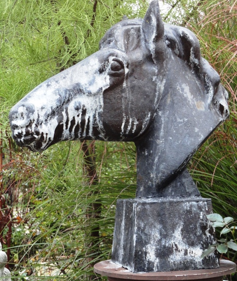 Cast Iron Horses Heads Recycling The Past