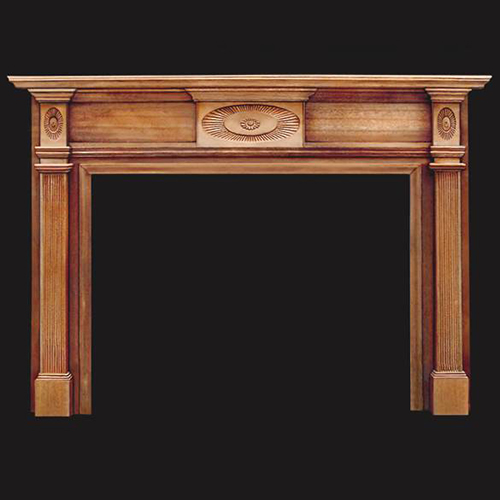 Fireplace Mantels Recycling The Past Architectural Salvage